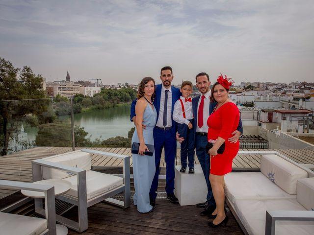La boda de Pedro y Elisa en Sevilla, Sevilla 21