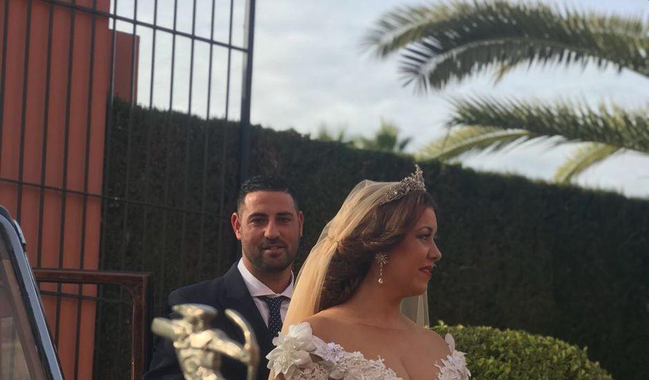 La boda de Nacho y Eloisa en Burguillos, Sevilla