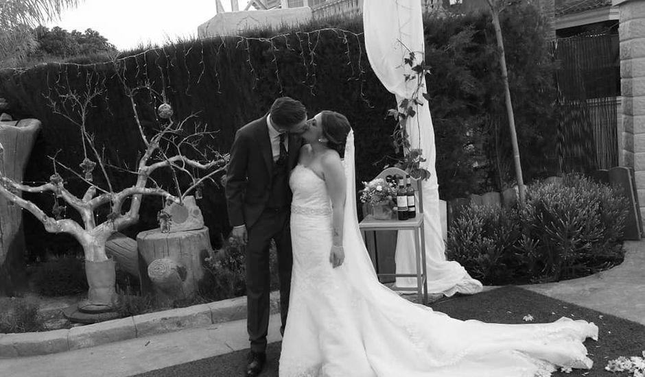 La boda de Fran y Laura en Elx/elche, Alicante