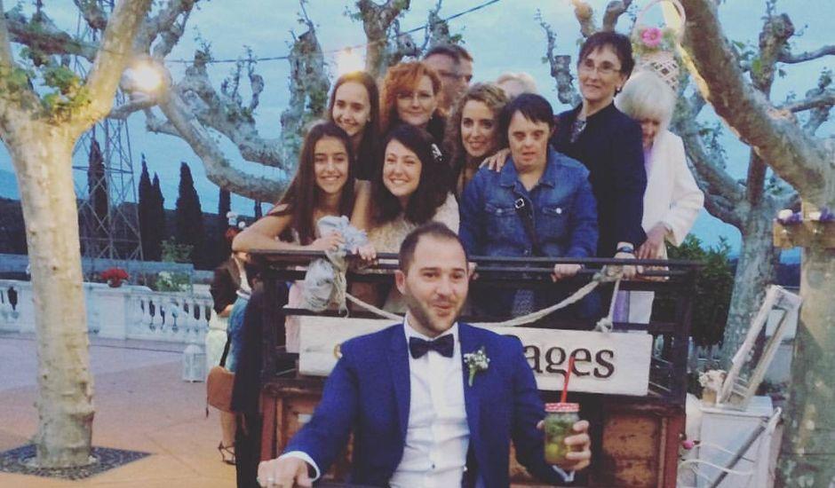 La boda de José y Ingrid en L' Ametlla Del Valles, Barcelona