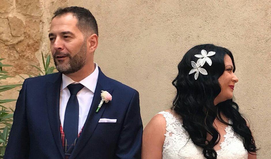 La boda de Garcis y Pilar  en Salamanca, Salamanca