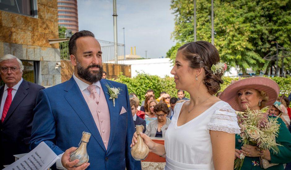 La boda de Pedro y Elisa en Sevilla, Sevilla
