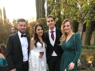 La boda de Antonio  y Madalina 3