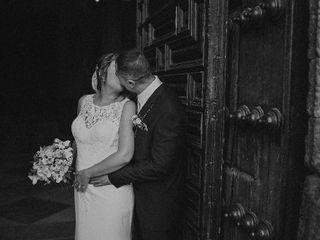 La boda de Almudena y Iván 1