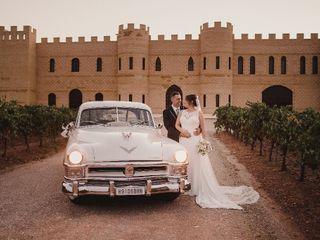 La boda de Almudena y Iván
