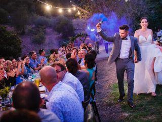 La boda de Xisca y Josu 1