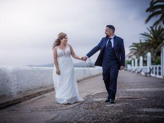 La boda de Arantxa y Sergio