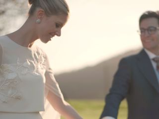 La boda de Andrea y Igor
