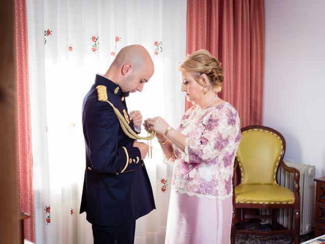 La boda de David y Paloma en Peñaranda De Bracamonte, Salamanca 11