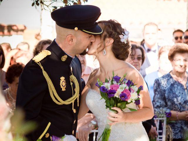 La boda de David y Paloma en Peñaranda De Bracamonte, Salamanca 18