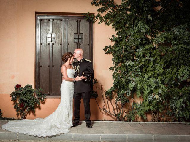 La boda de David y Paloma en Peñaranda De Bracamonte, Salamanca 39