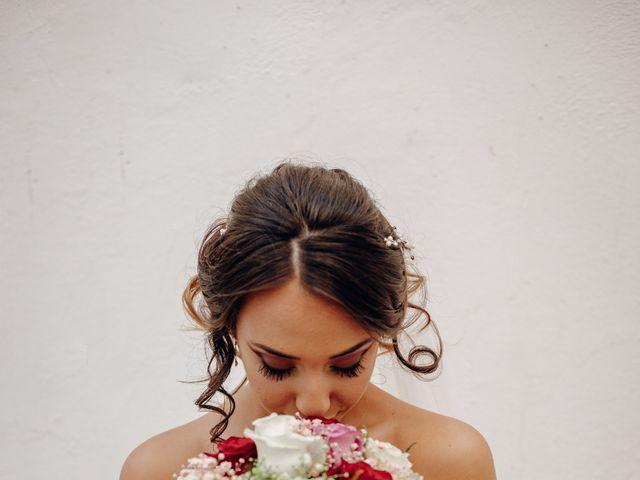 La boda de Dani y Marta en Bormujos, Sevilla 1