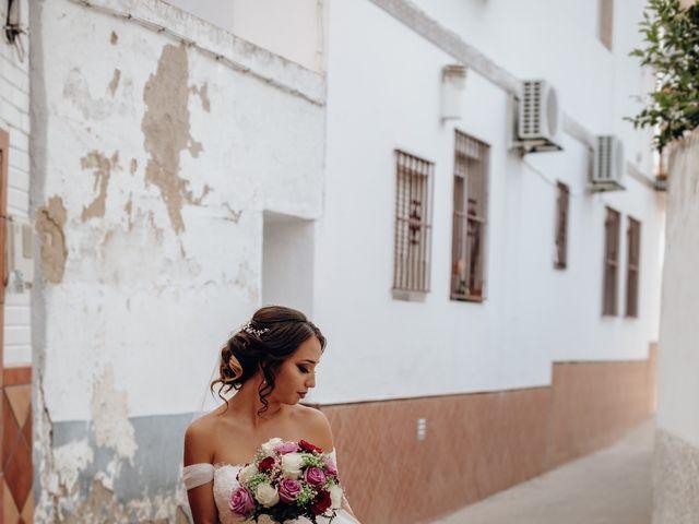 La boda de Dani y Marta en Bormujos, Sevilla 14