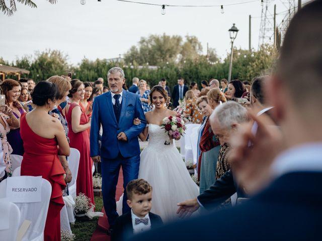 La boda de Dani y Marta en Bormujos, Sevilla 15