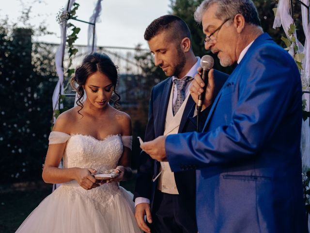 La boda de Dani y Marta en Bormujos, Sevilla 17