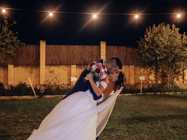 La boda de Dani y Marta en Bormujos, Sevilla 18