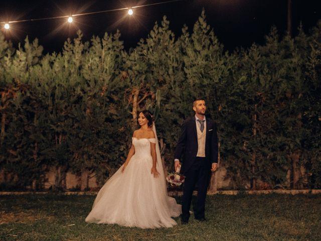 La boda de Dani y Marta en Bormujos, Sevilla 19