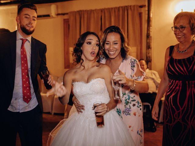 La boda de Dani y Marta en Bormujos, Sevilla 25