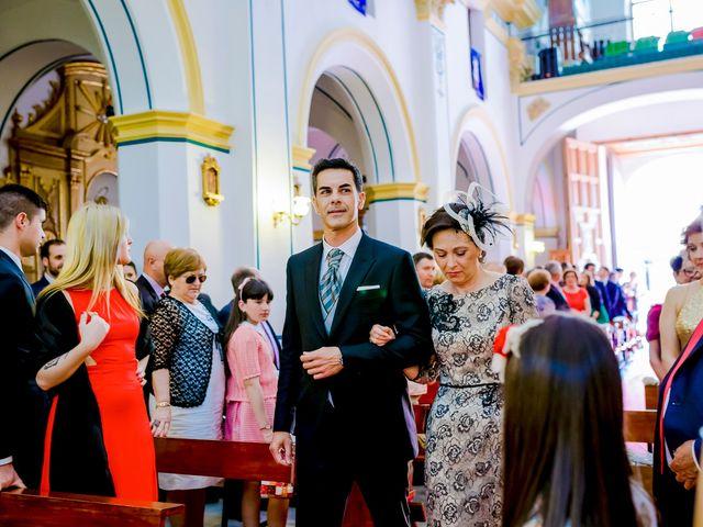 La boda de Juan y Marisa en Murcia, Murcia 13