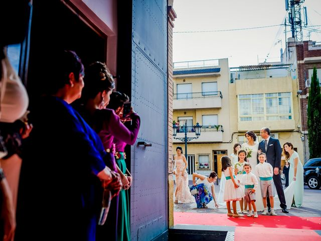 La boda de Juan y Marisa en Murcia, Murcia 14