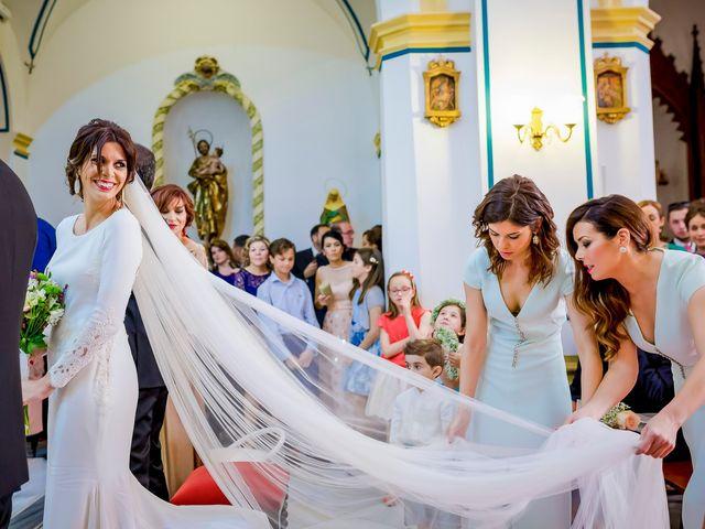 La boda de Juan y Marisa en Murcia, Murcia 16