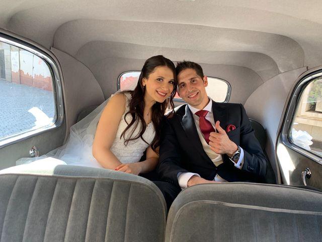 La boda de Antonio  y Madalina