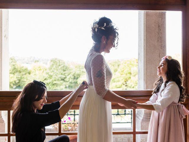 La boda de Óscar y Sandra en Cuntis, Pontevedra 24