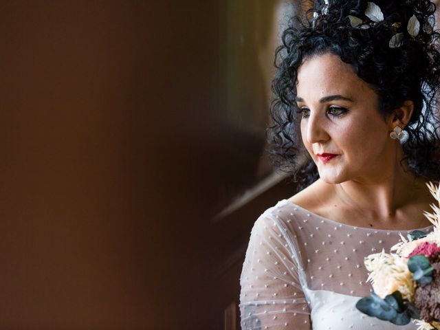 La boda de Óscar y Sandra en Cuntis, Pontevedra 29