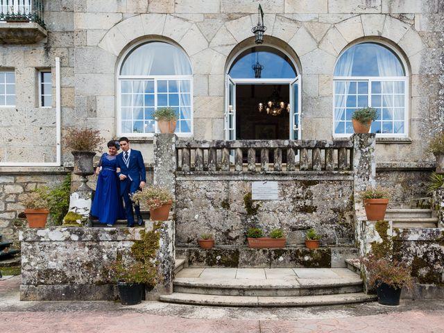 La boda de Óscar y Sandra en Cuntis, Pontevedra 35