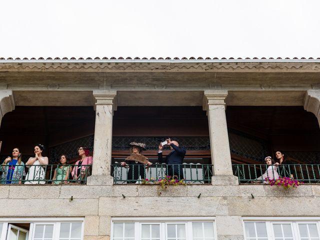 La boda de Óscar y Sandra en Cuntis, Pontevedra 36