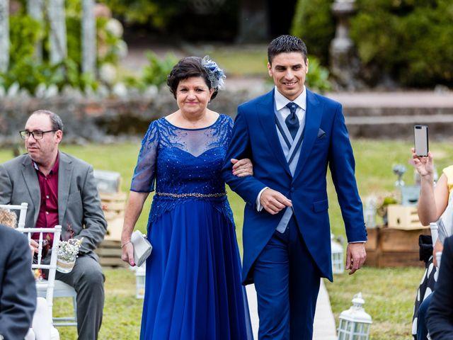 La boda de Óscar y Sandra en Cuntis, Pontevedra 37