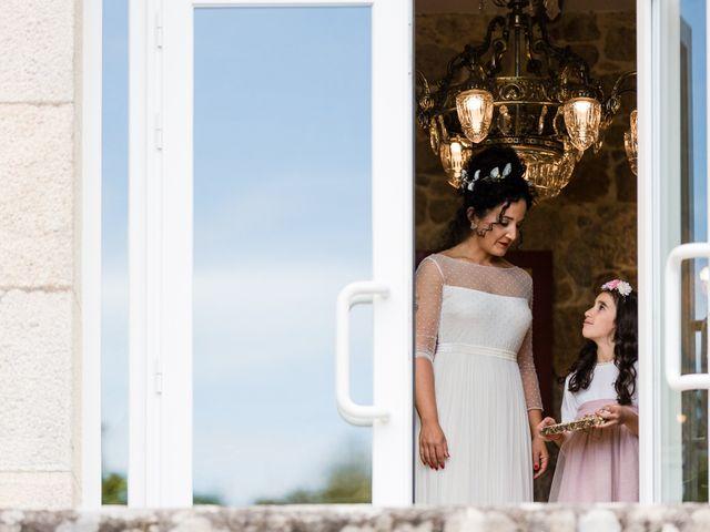 La boda de Óscar y Sandra en Cuntis, Pontevedra 39