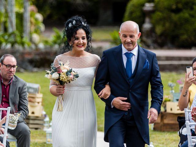 La boda de Óscar y Sandra en Cuntis, Pontevedra 41