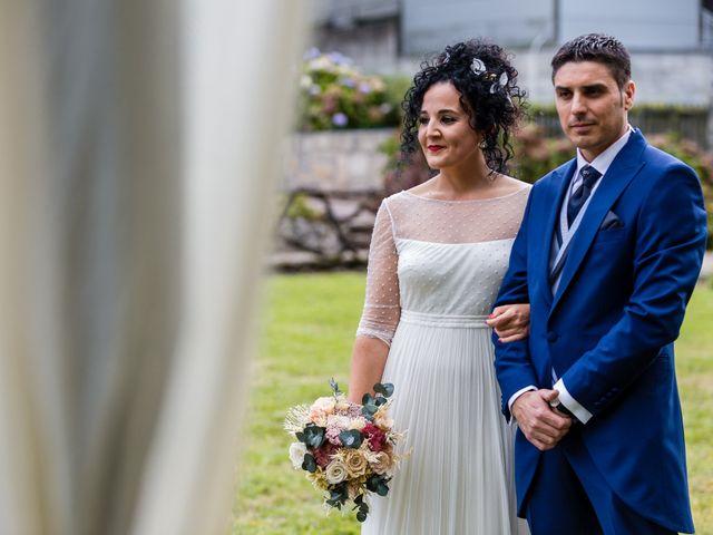 La boda de Óscar y Sandra en Cuntis, Pontevedra 43
