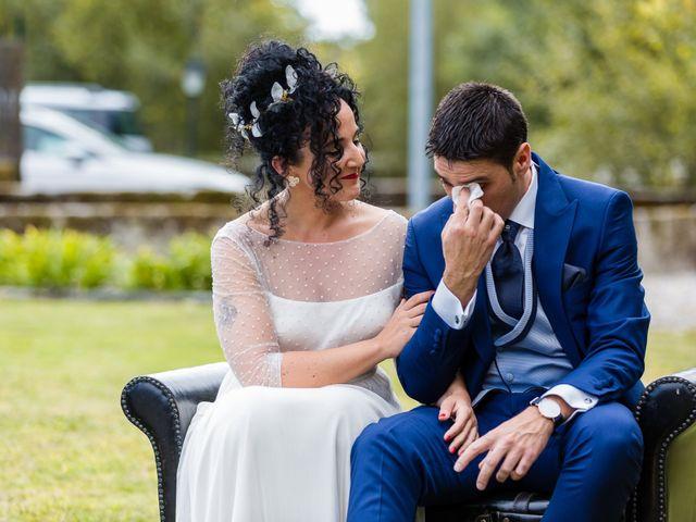 La boda de Óscar y Sandra en Cuntis, Pontevedra 45