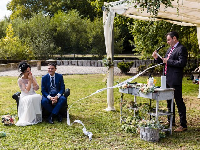 La boda de Óscar y Sandra en Cuntis, Pontevedra 50