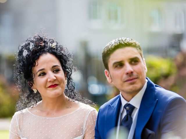 La boda de Óscar y Sandra en Cuntis, Pontevedra 55