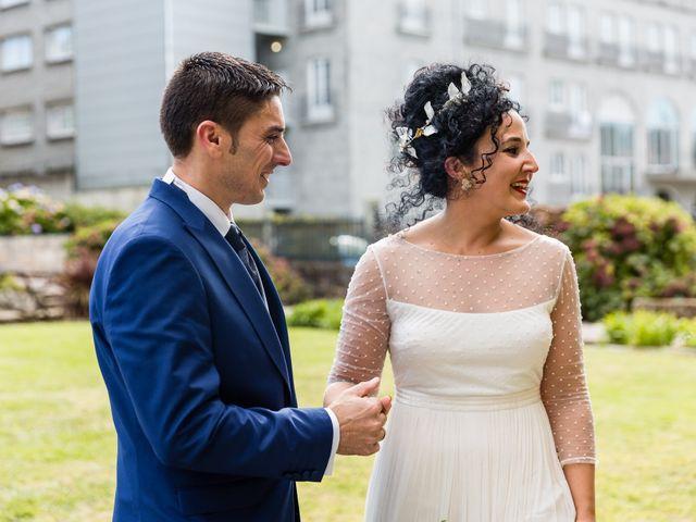 La boda de Óscar y Sandra en Cuntis, Pontevedra 58