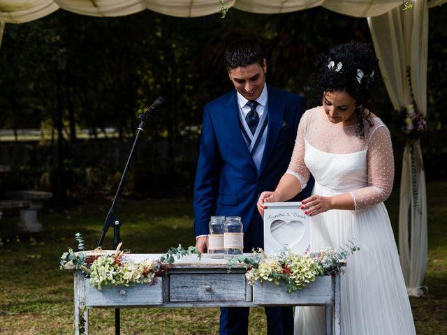 La boda de Óscar y Sandra en Cuntis, Pontevedra 60