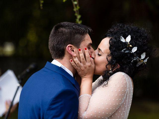 La boda de Óscar y Sandra en Cuntis, Pontevedra 61