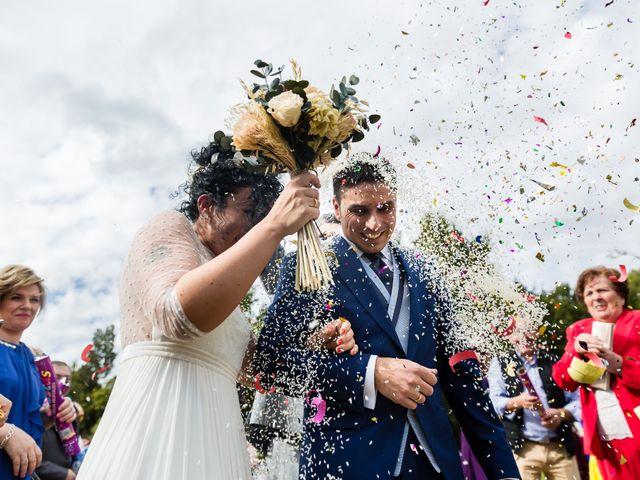 La boda de Óscar y Sandra en Cuntis, Pontevedra 1