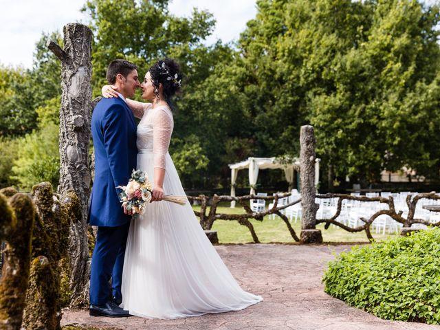 La boda de Óscar y Sandra en Cuntis, Pontevedra 65