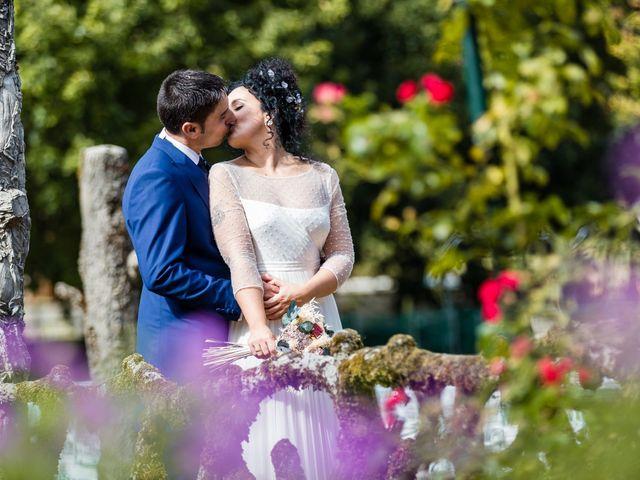 La boda de Óscar y Sandra en Cuntis, Pontevedra 66