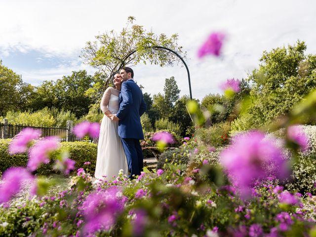 La boda de Óscar y Sandra en Cuntis, Pontevedra 2