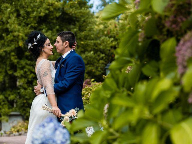 La boda de Óscar y Sandra en Cuntis, Pontevedra 67