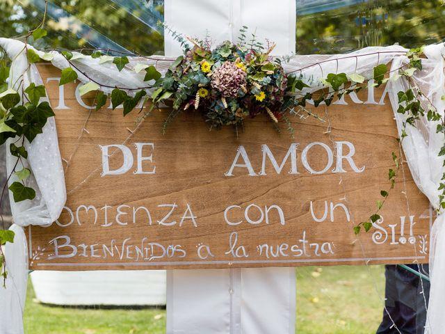 La boda de Óscar y Sandra en Cuntis, Pontevedra 68