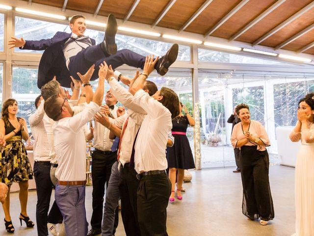 La boda de Óscar y Sandra en Cuntis, Pontevedra 78