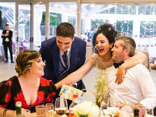 La boda de Óscar y Sandra en Cuntis, Pontevedra 79