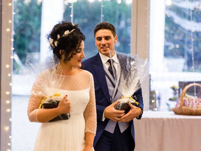 La boda de Óscar y Sandra en Cuntis, Pontevedra 81