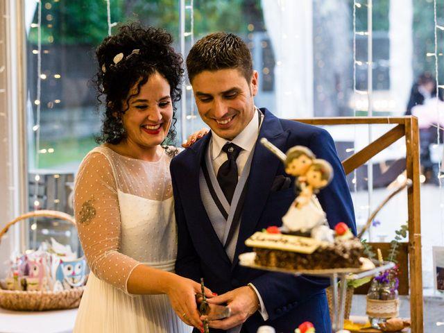 La boda de Óscar y Sandra en Cuntis, Pontevedra 86